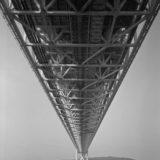 明石大橋の袂で