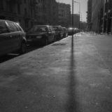 ミラノ市街にて('10年3月 RICOH GR1V)