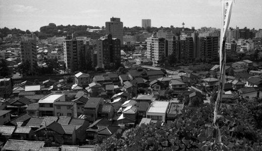 今日はフィルムを自家現像 (Leica M3)