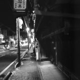 金沢:尾張町にて(Leica M3+Summilux 50mm F1.4)