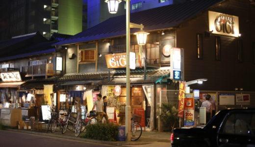 名古屋駅の近くで