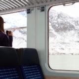 スイス ベルニナ線