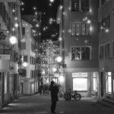 チューリッヒの夜5 Leica M3