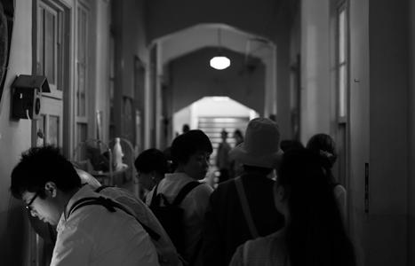 京都ふるどうぐ市2016 ( 元・立誠小学校 )