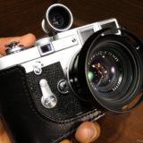 遂に手にした Leica Summilux 35mm f1.4 (球面)