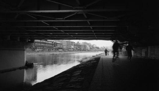 京都: 鴨川