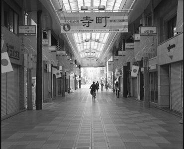 Leica M3 で寺町通りを