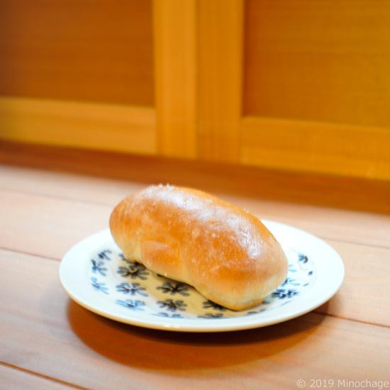 ニッタベーカリー(塩バターパン)