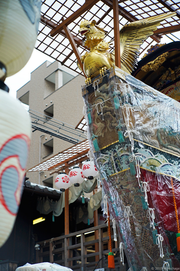 祇園祭 前祭 宵々山(2)