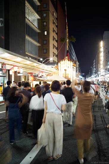 祇園祭 前祭 宵々山(3)