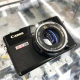 Canonet QL17 G-III Black 遂に購入