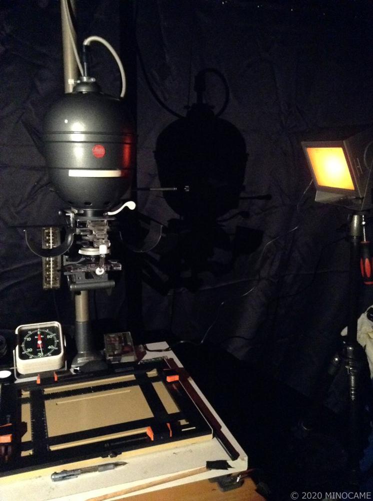 多目的な暗室